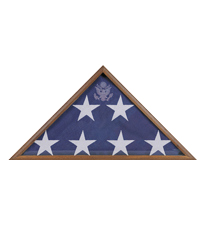Military Funeral Flag Encasement