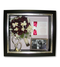 add wedding memorabilia